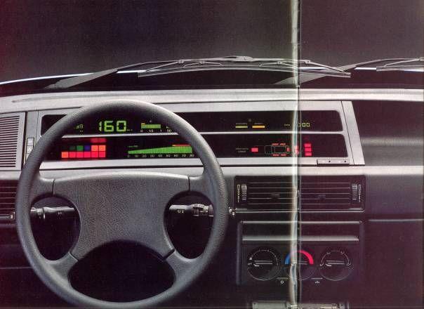 Fiat Tipo 1600 Dgt Auto Carros Garagem