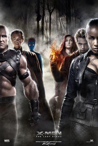 X Men The Last Stand Poster 1 X Men Dc Comics Film Marvel Superheroes