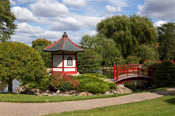 The Japanese Garden | Normandale Community College
