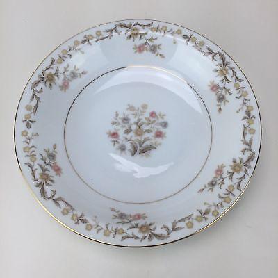 Yamato China Helena Soup Coupe Bowl Porcelain Japan | Porcelain