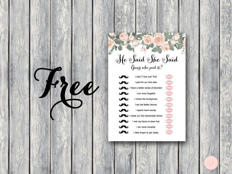 free-he-said-she-said-coed-bridal-shower-game-printable-coed - free printable seating chart