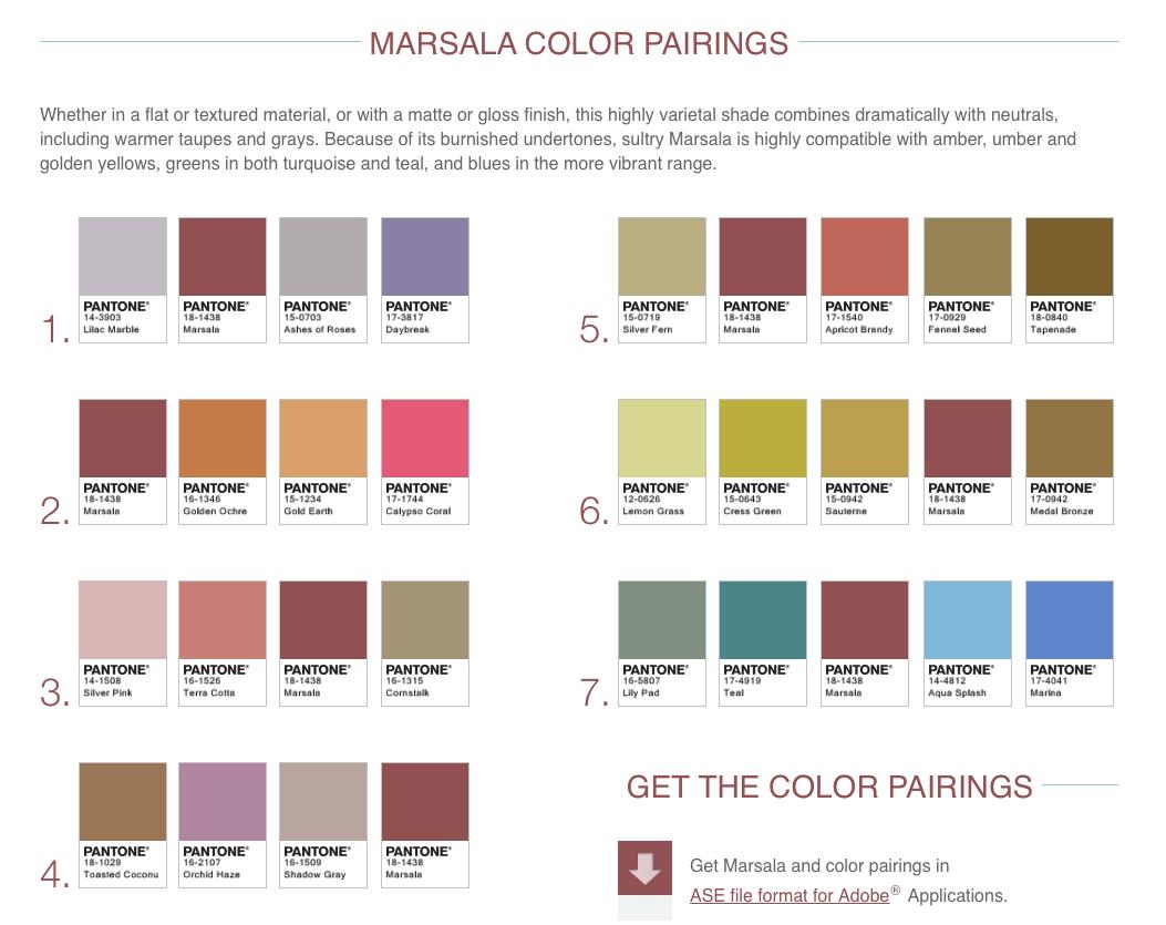 Me encantó este color muy cálido y suave, elegante y original me encantaría para una selección en interiores.