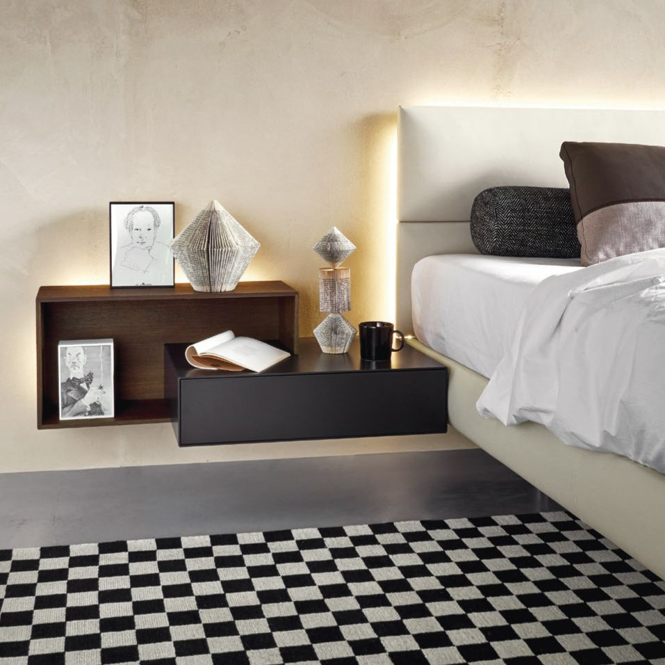 ECLETTO #SANGIACOMO #letto #pannelli #legno #imbottiti ...