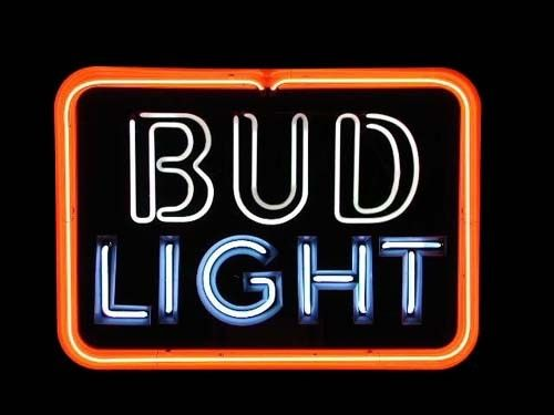 Vintage Neon Beer Signs Bud Light Vintage Neon Beer Signs  Neon Etc Pinterest  Neon