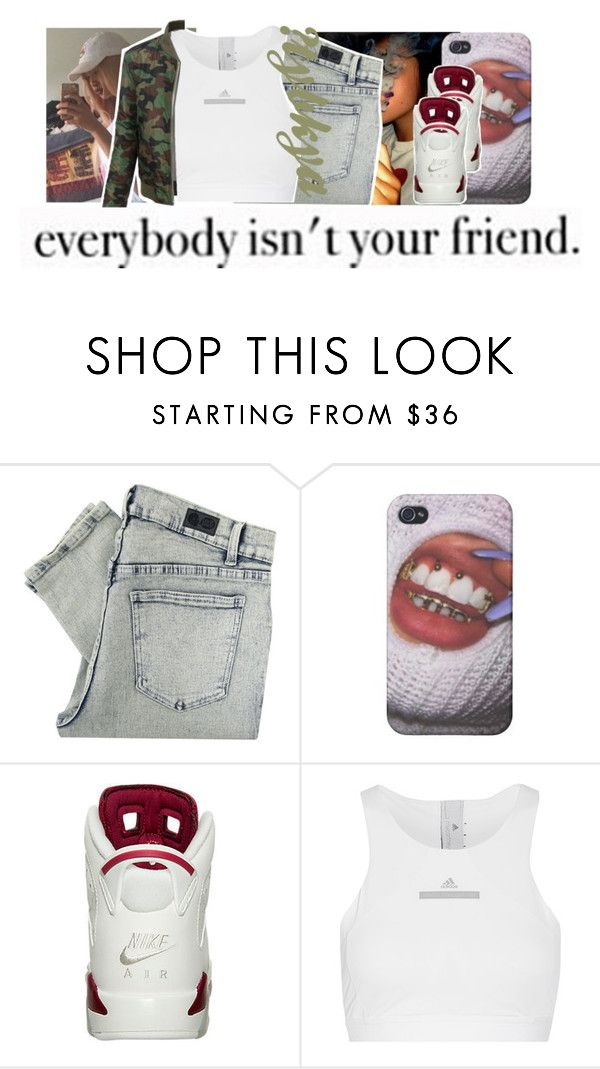 """🍐"" by tybkya ❤ liked on Polyvore featuring Cheap Monday, adidas and LE3NO"