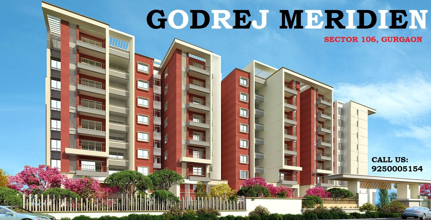 Godrej Meridien is a ultraextravagance private
