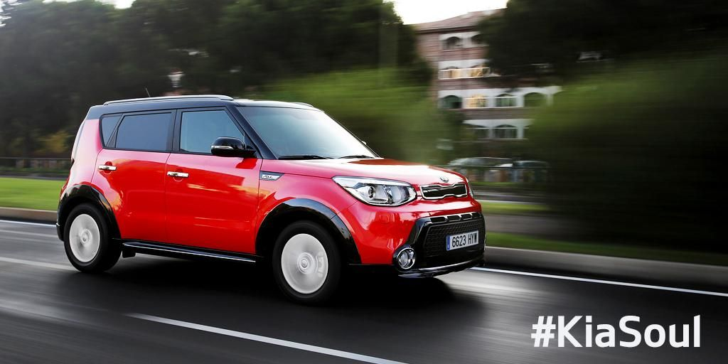 #KiaSoul reaches global sales of over 1 million since its first launch in 2008! Thanks  fans for supporting us! #Kia