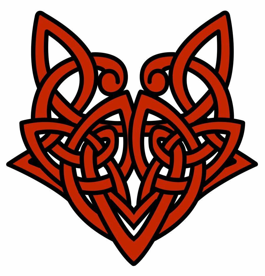 Fox love symbols clipart library my next tattoo celtic fox sca ideas pinterest tattoo rh pinterest com animal fox symbol fox racing symbol buycottarizona Gallery