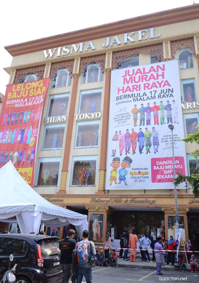 Wisma Jakel Seksyen 7 Shah Alam