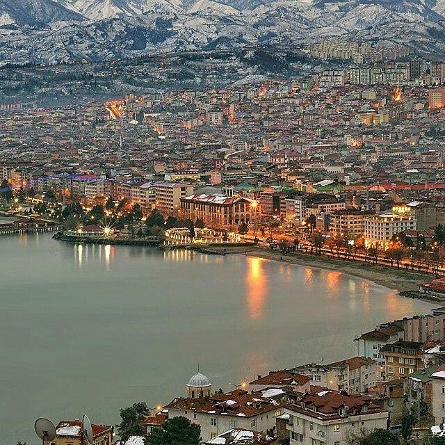 "Memleket Ordu on Instagram: ""Seyrine doyum olmayan şehir... #ordu  photo@yalcinkaya52 #memleketordu #karadeniz #turkey… | Turkey travel, Visit  turkey, Places to see"