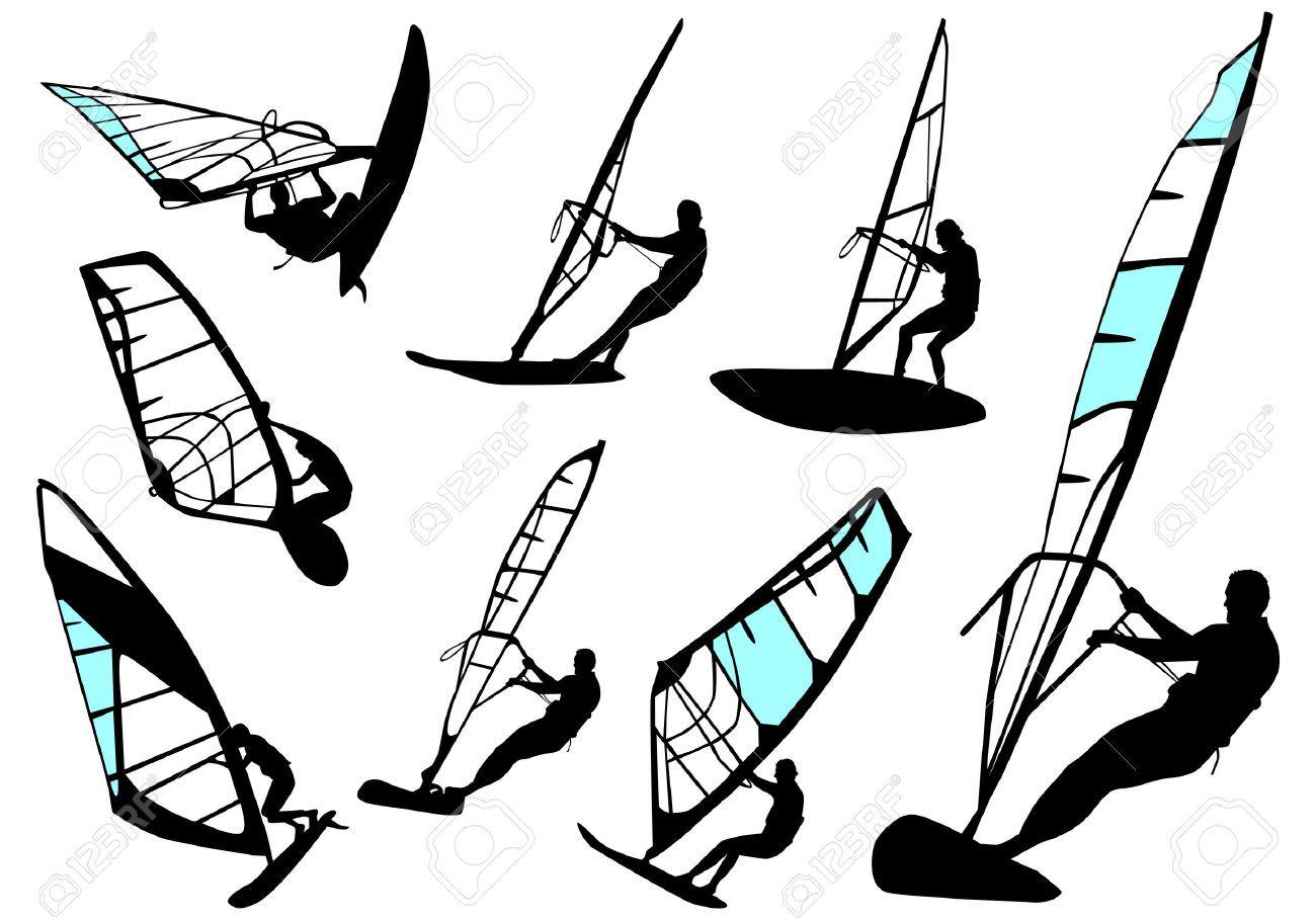 Windsurf Disegno: Pin Von Katharina Wolf Auf Sprinter Beklebung