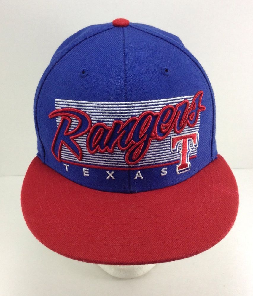 Texas Rangers Baseball 47 Brand Snapback Hat MLB Ranger in Sports