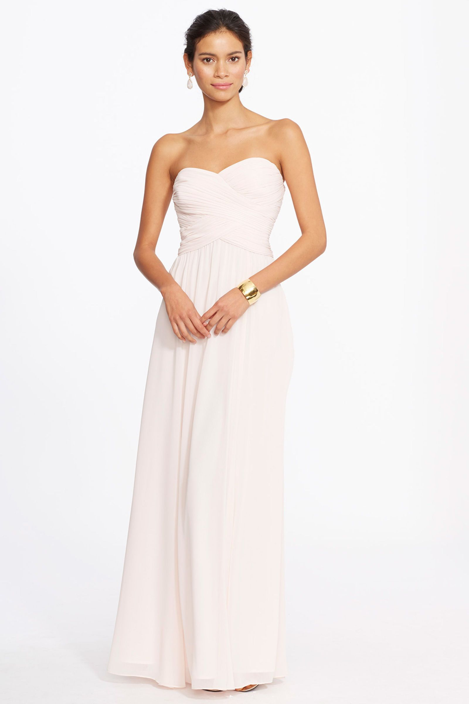 Gorgeous bridesmaid dresses your bridal party will actually want lauren ralph laurens new wedding collection has the prettiest bridesmaid dresses ever ombrellifo Gallery