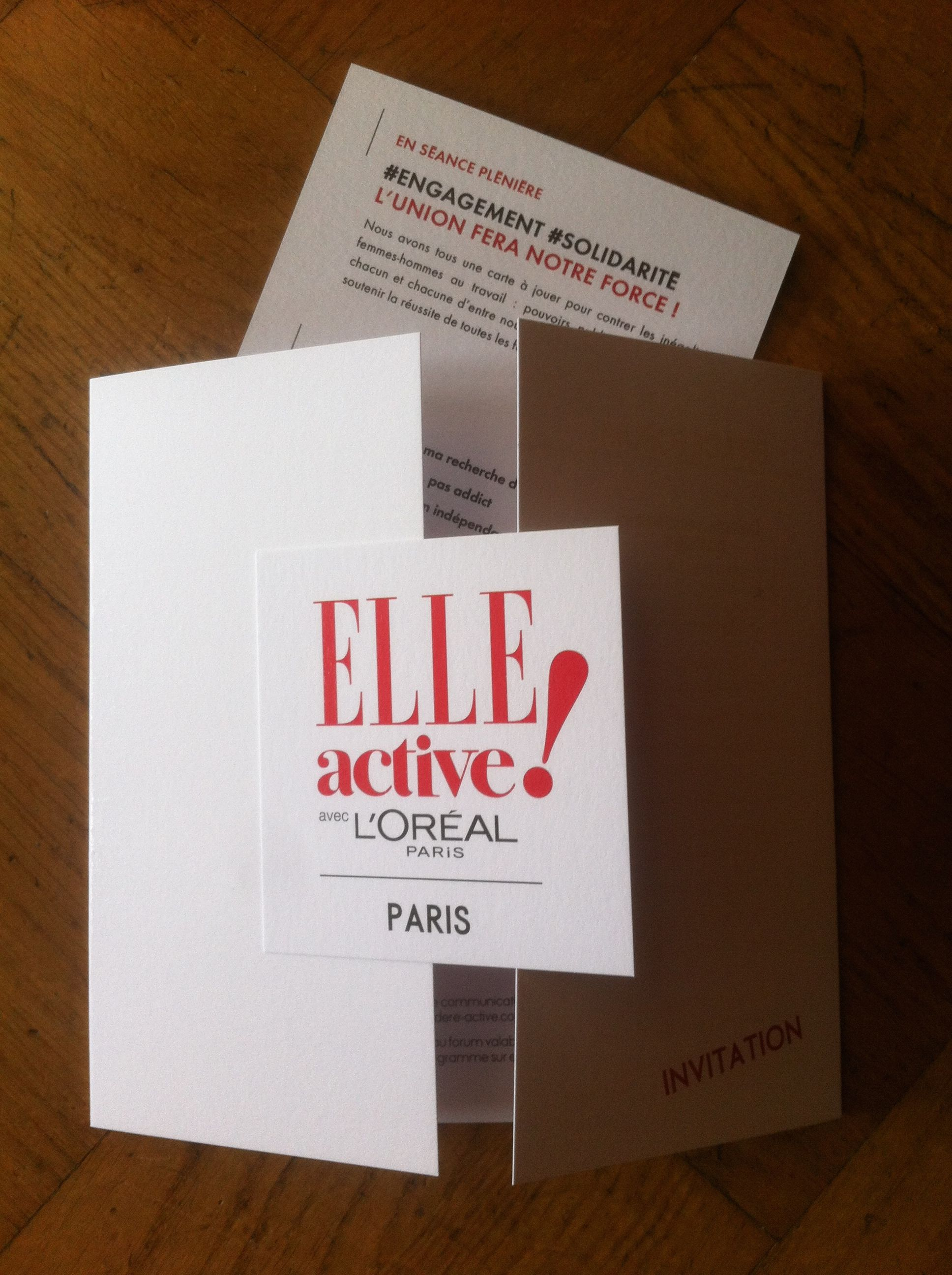 Forum ELLE active !