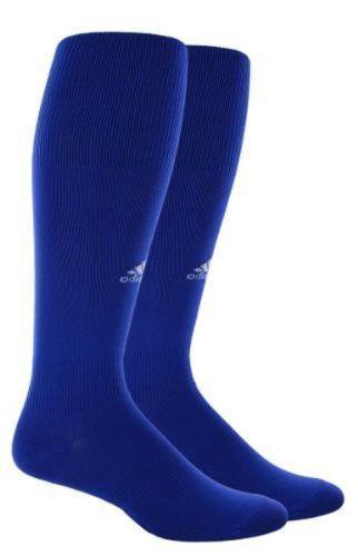 5126835 adidas Mens Metro III Soccer Sock Cobalt White 5943aa2a59