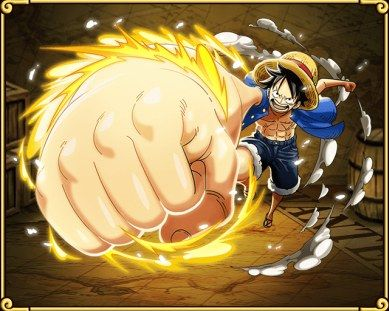 Luffy Version 2 Gear 3rd One Piece Treasure Cruise Jpn Blog One Piece