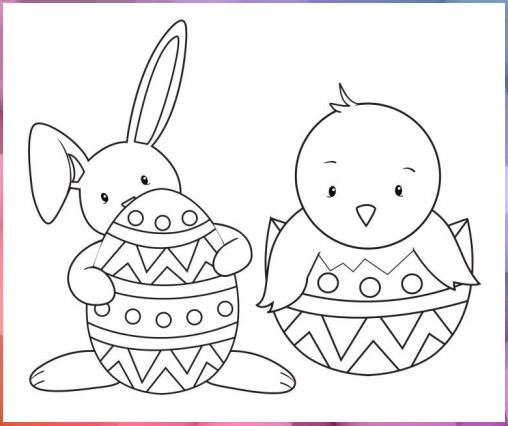 Easter Coloring Pages Paint Crafts Boys 5 Years Crafts Boys Car Crafts Boys Boys Car Coloring Malvorlage Hase Malvorlagen Ostern Osterideen Fur Kinder