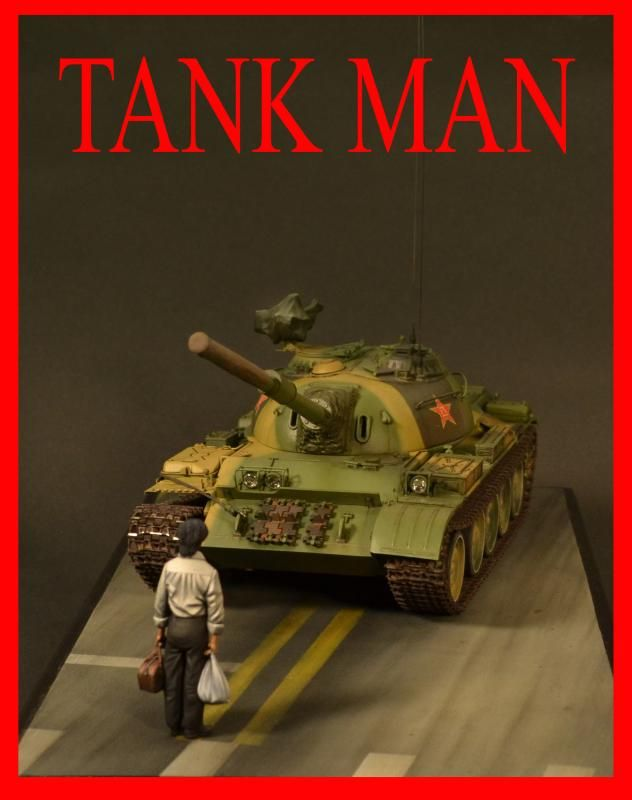 Tank Man Tiananmen Square 1989 The Man And The Tank But Not The