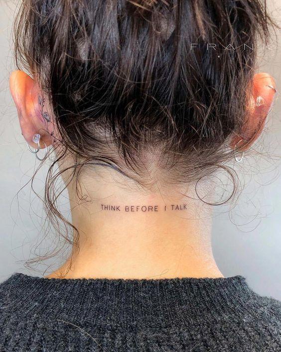 Photo of 25 inspirierende Sätze zum Tätowieren für Frauen # Frauen # für  Tattoos #diytattooimage – diy tattoo image