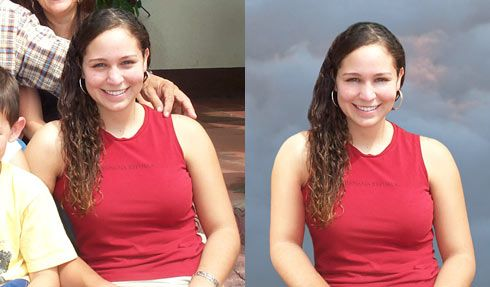Photoshop: cómo aislar una persona en una fotografía