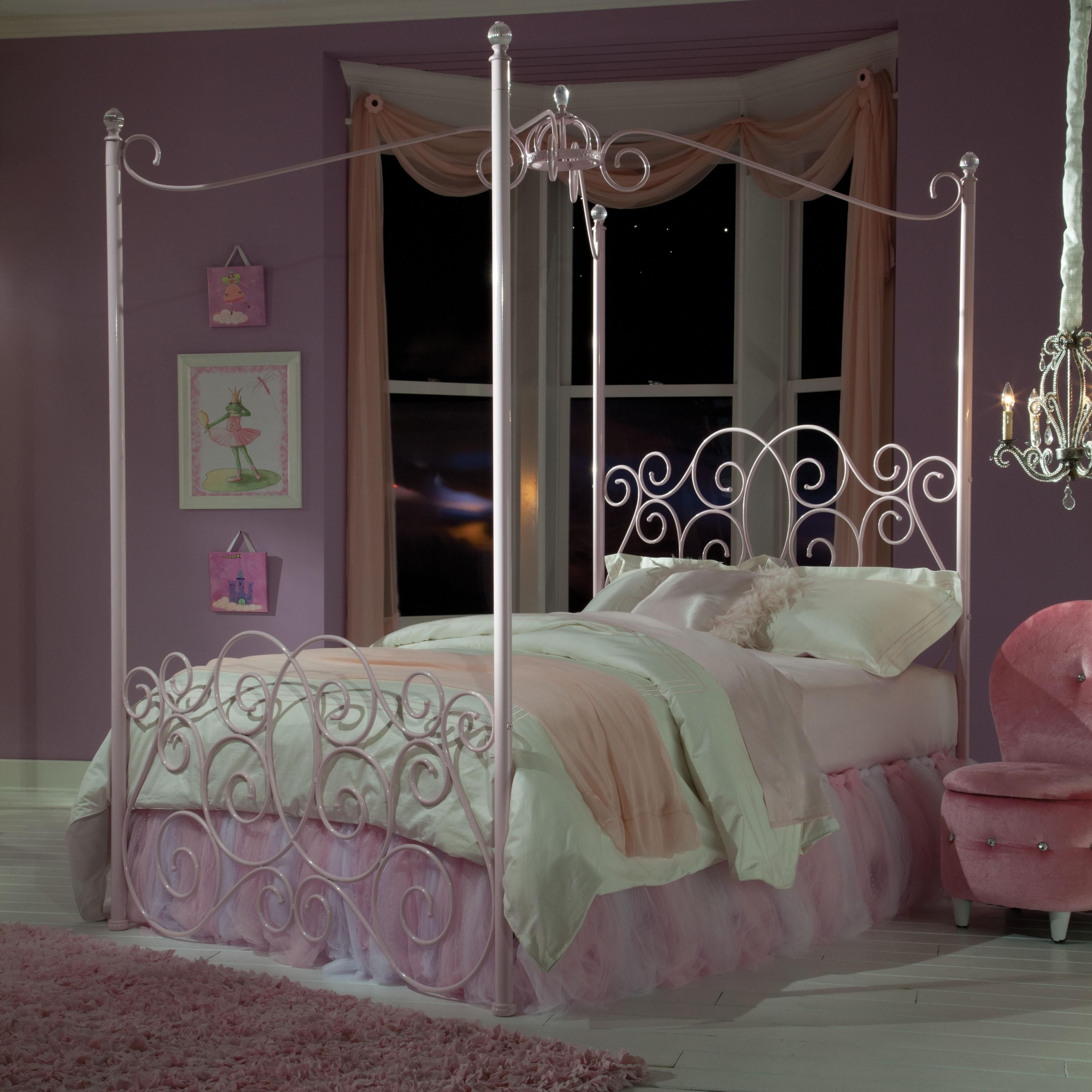 4 Poster Princess Bed Canopy Curtains Canopy Bed Frame Canopy Bed Canopy
