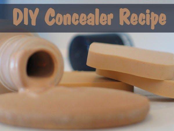 Diy Concealer Recipe In 2019 Diy Makeup Setting Spray Diy