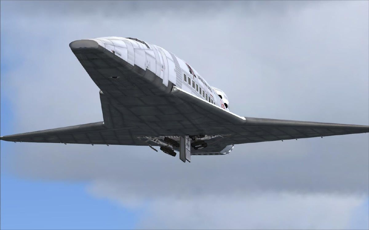 Boeing Supersonic Jet   DOWNLOAD Boeing 7072 Orion