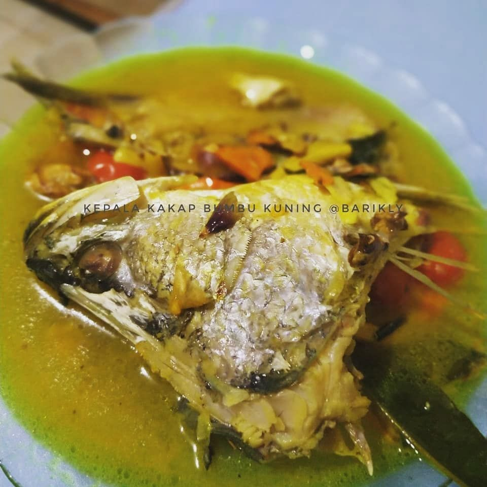 Ikan Bumbu Kuning Instagram Resep Ikan Makanan Resep