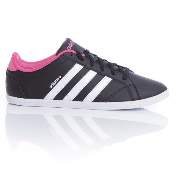 Zapatilla moda coneo adidas negro mujer campa ñ una adidas neo - etichetta
