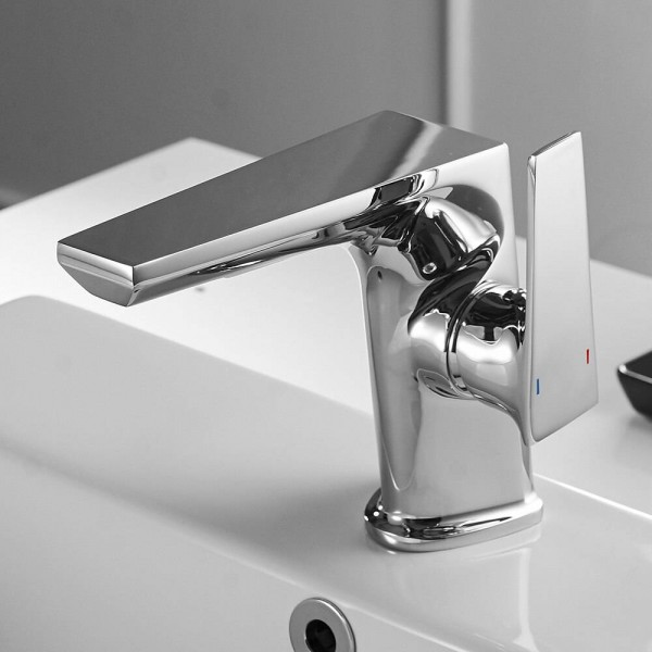 Advertisement Modern Bathroom Basin Sink Tap Mixer Taps Monobloc Faucet Waterf Advertisement Basin Bathr In 2020 Modern Basin Sink Basin Sink Bathroom Sink Taps
