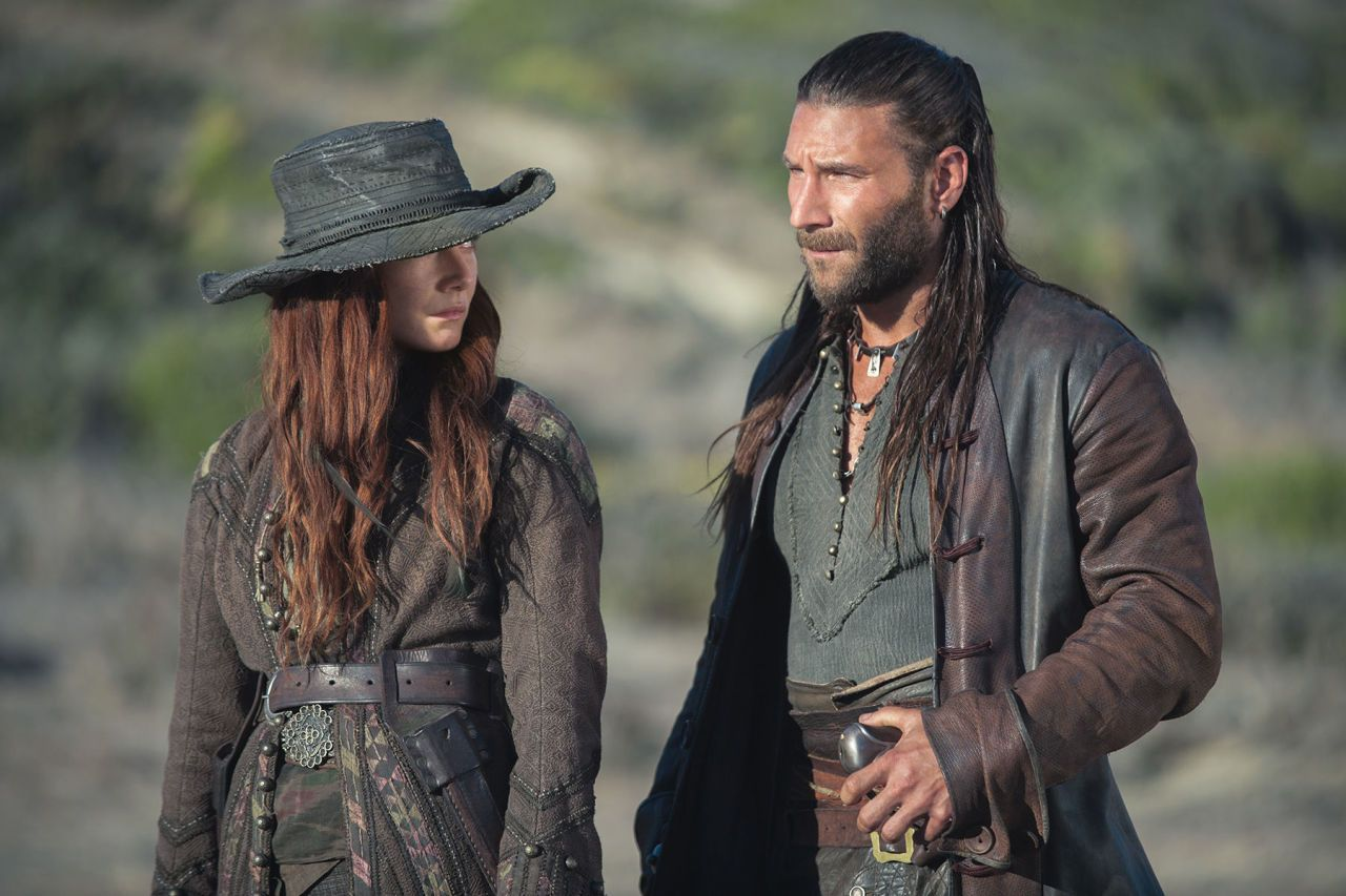"""Zach McGowan opens up about his Black Sails exit: """"I couldn't ..."""