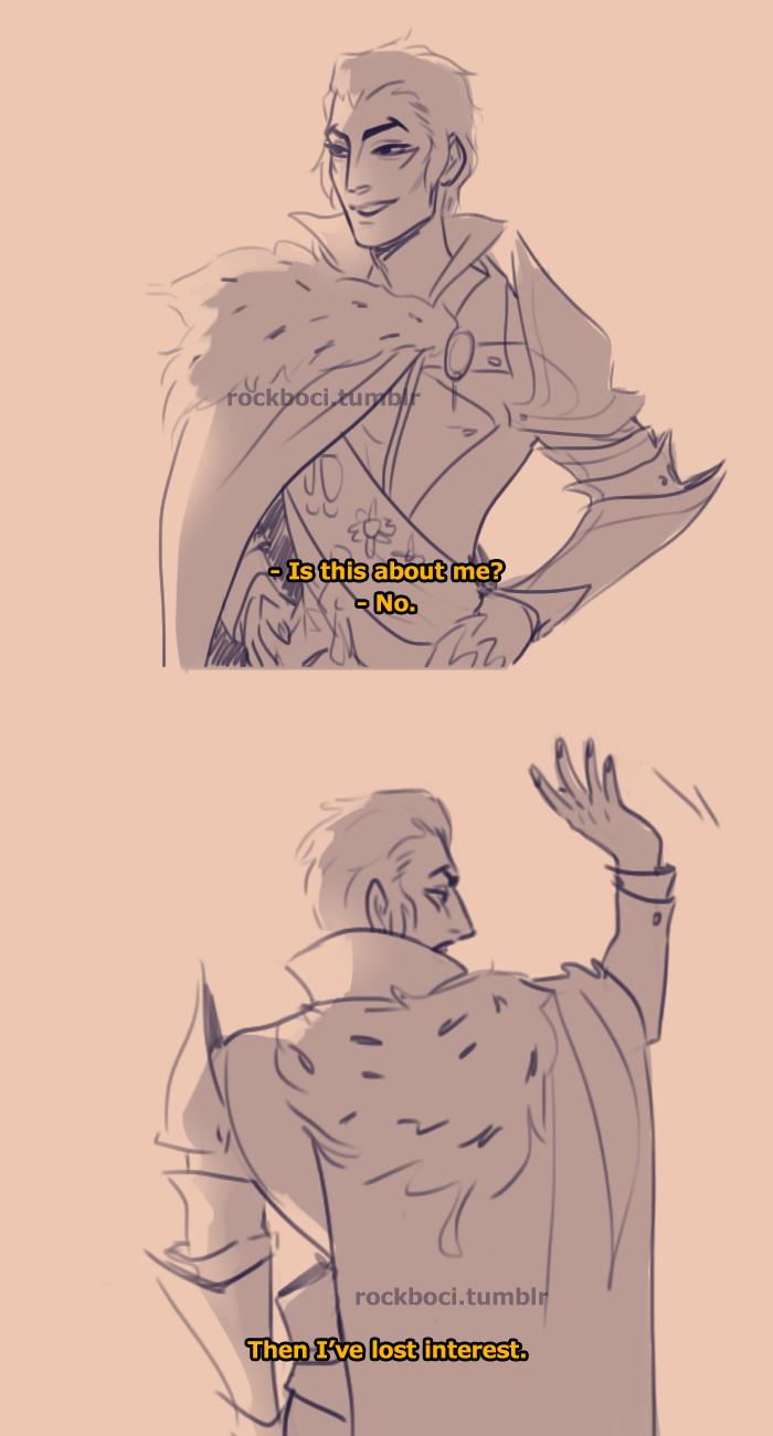 The Arcana Meme Tumblr