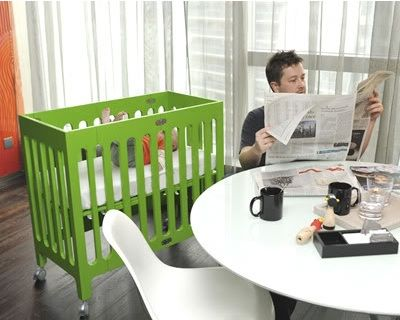 Cute baby crib for small apartments $350 Bloom Alma | For the Baby ...