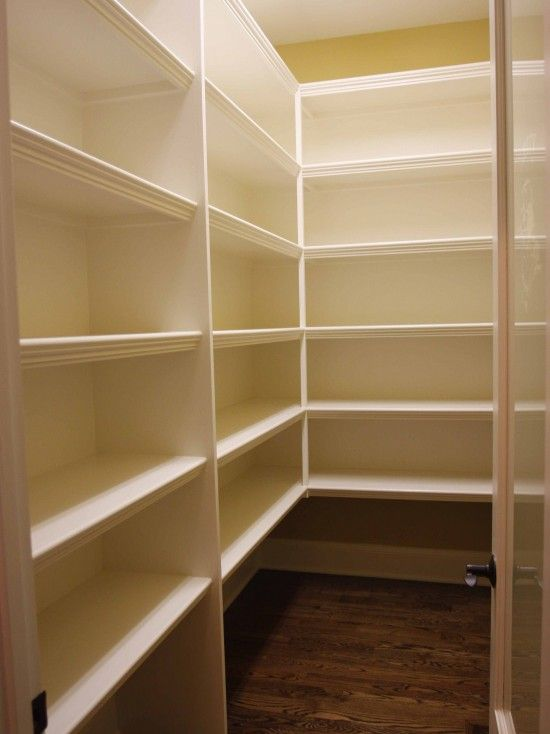 Pantry Design 5 X10 With 10ft Ceilings I Am Thinking Closet Shelves Pantry Shelving Pantry Design Pantry Layout