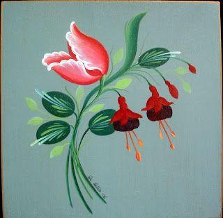 Di Lello Pintura Folk Art