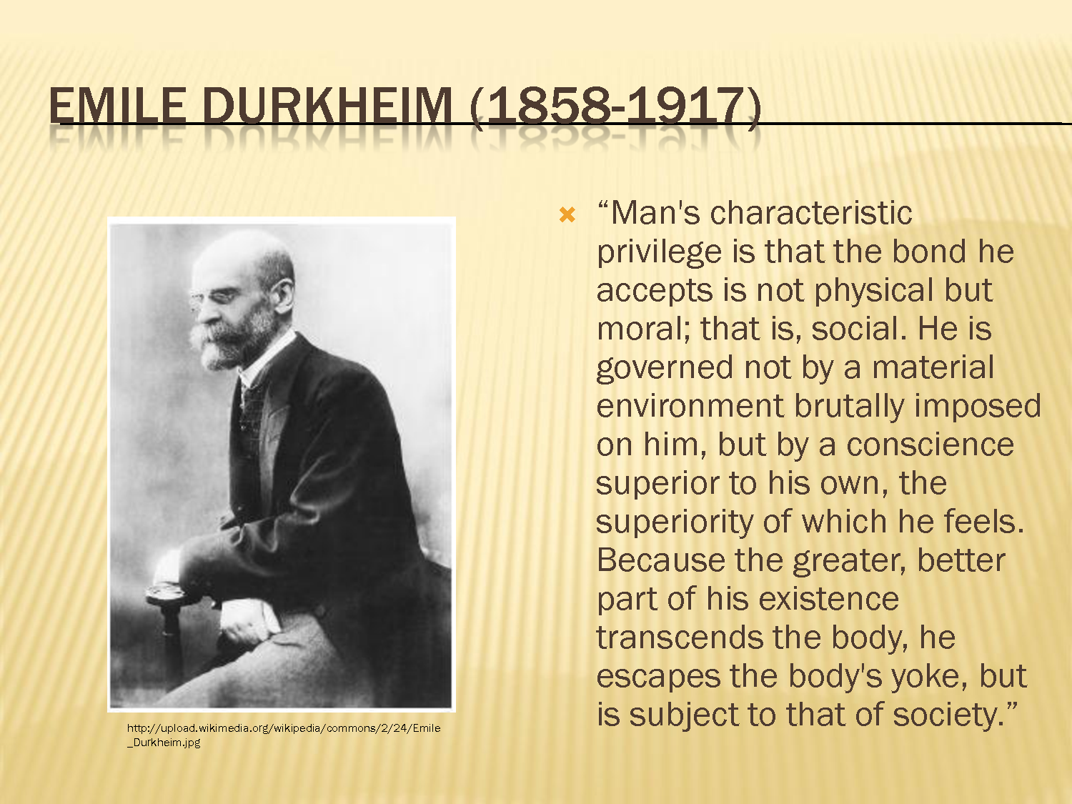 emile durkheim and max weber sociology essay Marx weber and durkheim on religion essay max weber and emile durkheim offer different perspectives on sociology is one such approach that this essay.