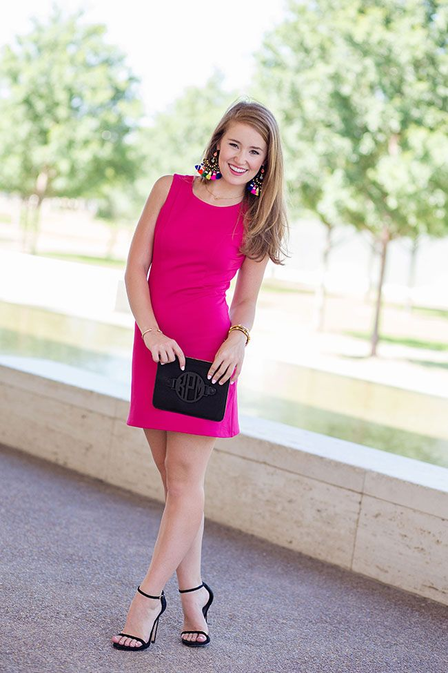 the little pink dress | a lonestar state of southe