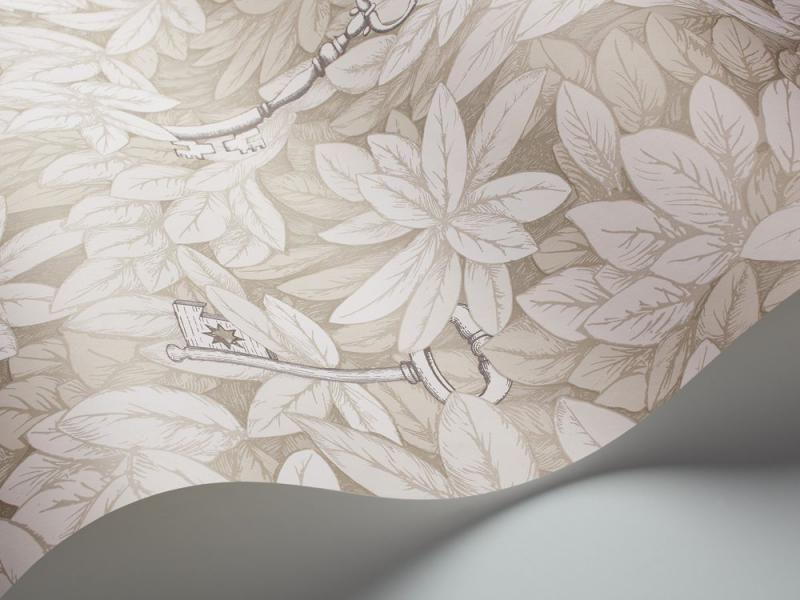 Chiavi Segrete Secret Garden Key Design From The New Fornasetti