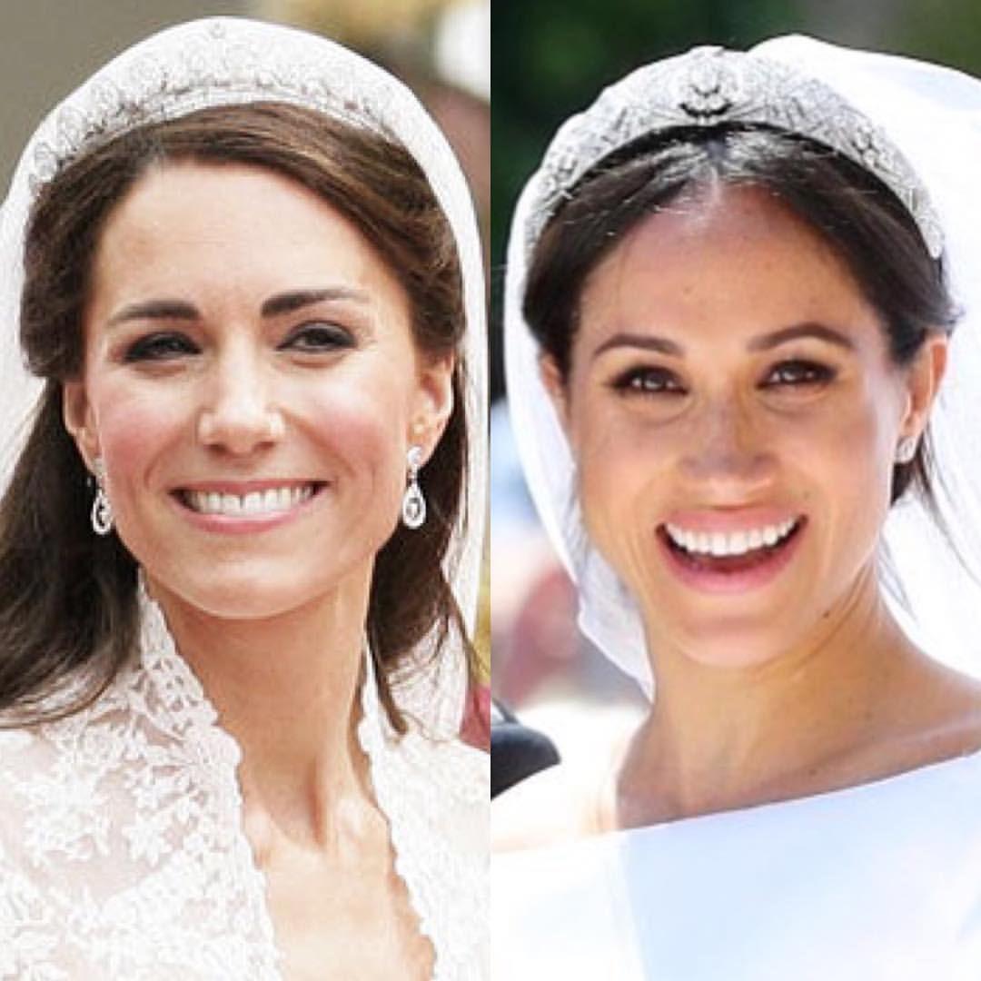 HRH Catherine, Duchess Of Cambridge And HRH Meghan