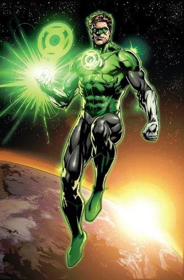 Poderes De Linterna Verde Dc Personajes De Dc Comics Heroes De Dc Comics Fotos De Comics