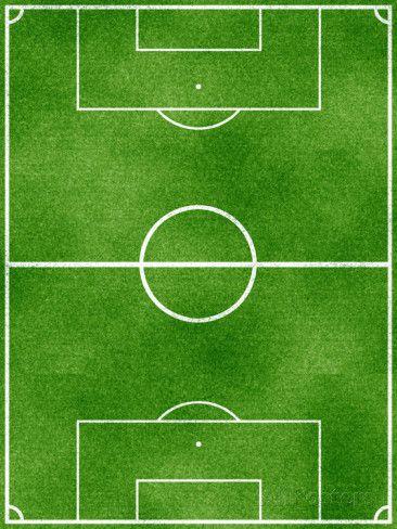 How To Draw A Football Field : football, field, Soccer, Field, Sports, Poster, Print, Posters, AllPosters.com, Field,, Sports,