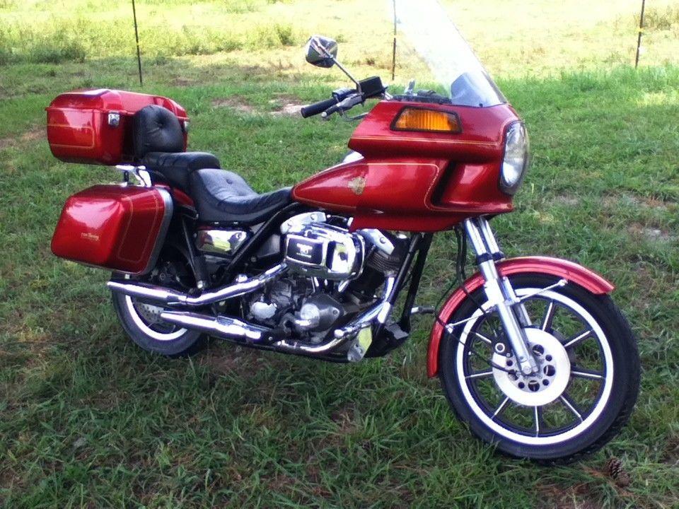 eBay: 1983 Harley-Davidson FXR RARE 1983 FXRT TOURING