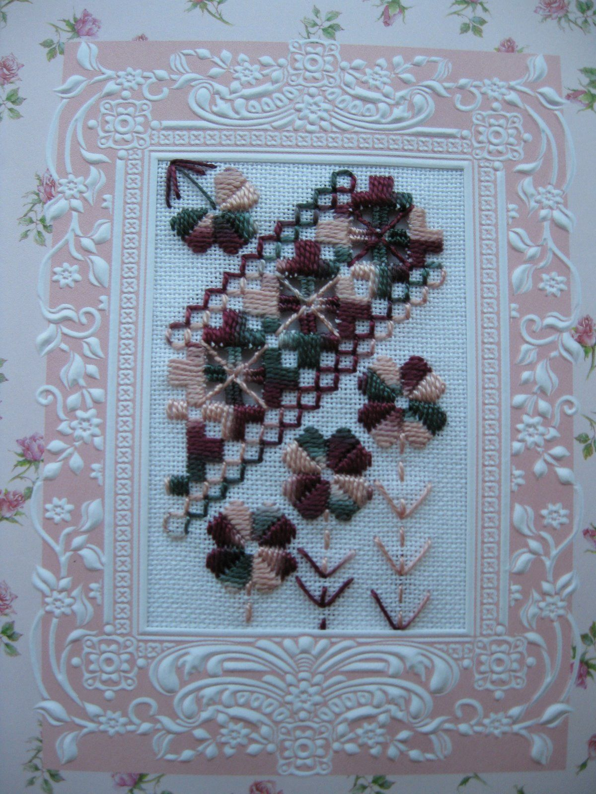 Free Hardanger Embroidery Patterns