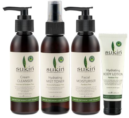 Sukin Is An Australian Natural Personal Care Company Whose