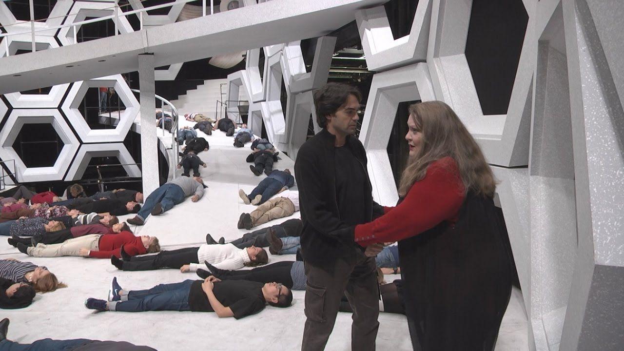 TURANDOT Erste Probeneinblicke/ OPER LEIPZIG  In unserem Video der Woche werfen wir heute einen ersten Blick auf die Proben zur bevorstehenden Premiere von Turandot.  From: Oper Leipzig  #Oper #Musiktheater #Theaterkompass #TV #Video #Vorschau #Trailer #Clips #Trailershow #Deutschland