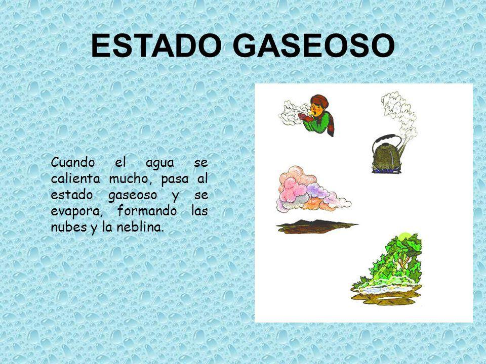 Resultado De Imagen De Agua En Estado Gaseoso Para Ninos