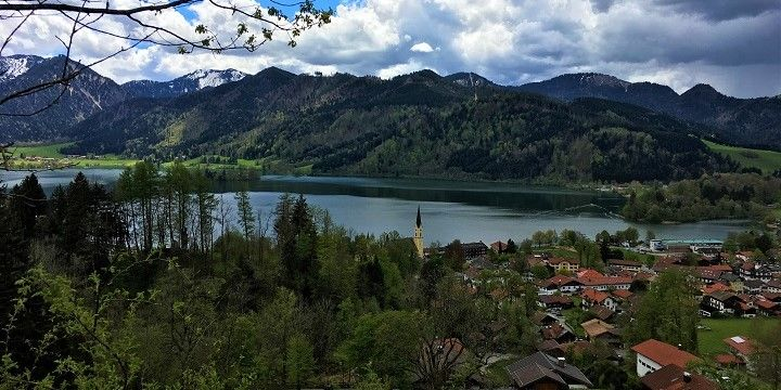 Schliersee, Bavaria, Southern Germany, Germany, Europe