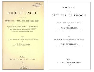 The Book Shelf: The Book of Enoch - 30 Books to Download