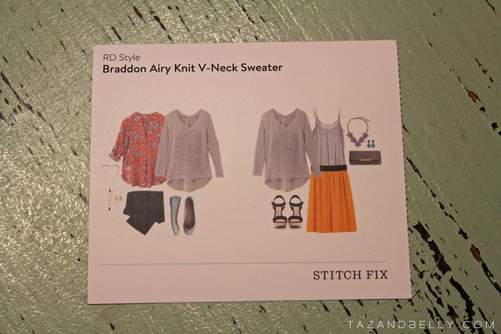 Love this sweater from stitch fix