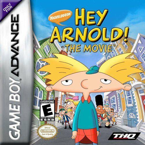 nickelodeon game boy games